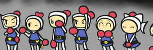 'Bomberman' Brothers (IitWD#2) by TagTurn