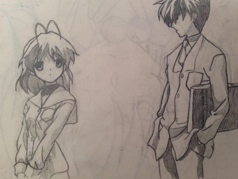 Clannad by Jasian1