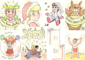 New Year 2008 by dussydelf