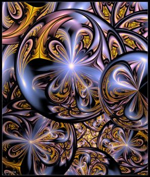 swirl and shine by Lucy--C