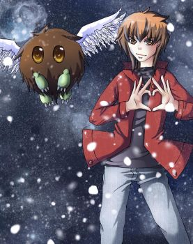 Secret Santa Judai Yuki by Atemu-Kaiba