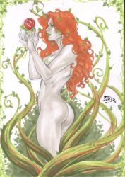 Poison Ivy by Fredbenes