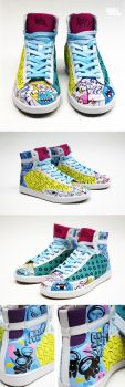 Buccis Sneaker by Bobsmade