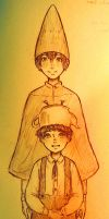 Wirt and Greg by Aeveternal