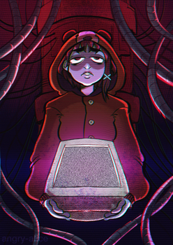 Lain by angry-alice