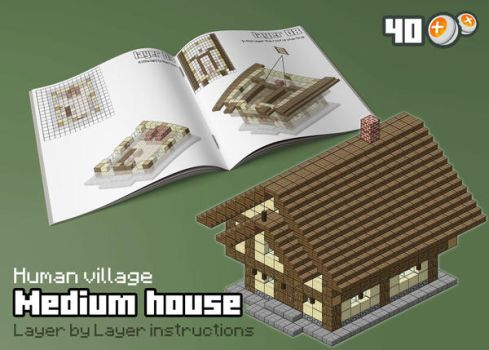 HUM - Medium House by spasquini