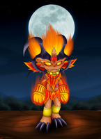 Collab: Ifrit Weavile.