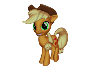 Applejack by iLucky7