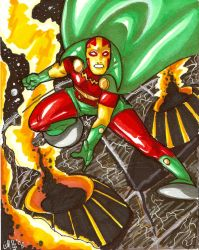 Mr. Miracle by tedkordlives