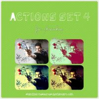 Actions set 4 by stardixa-resources