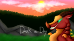Dark as Day // Commission by DoggieWuv