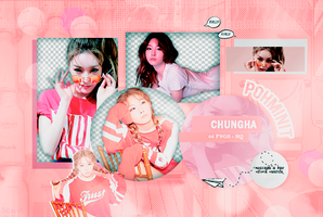 +Pack Png Solista|Chungha by Pohminit