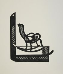 Rocking Chair by cloutierj