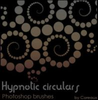 Hypnotic circulars by Coreaux