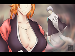 Gin x Rangiku: In Another Life, Maybe by Chareon