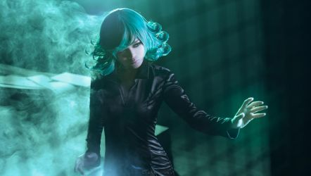 One Punch Man - Tatsumaki by KiraHokuten