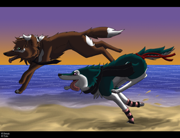 The Race by Tydii