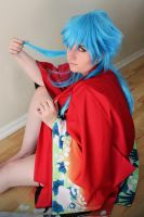 DRAMAtical Murder: Not Cute by ShinraiFaith