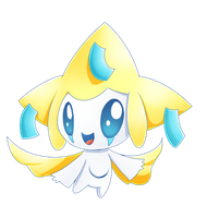Jirachi by SilviShinyStar