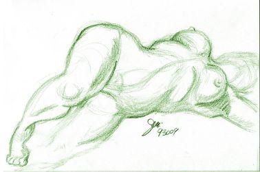 Disney Life Drawing Session 02 by elipse