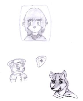 sketches 1 by SASIER-URRU