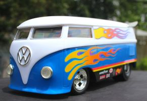 VW  Bus by boogster11