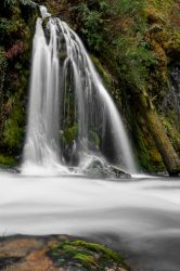 Needle Falls by 11thDimensionPhoto