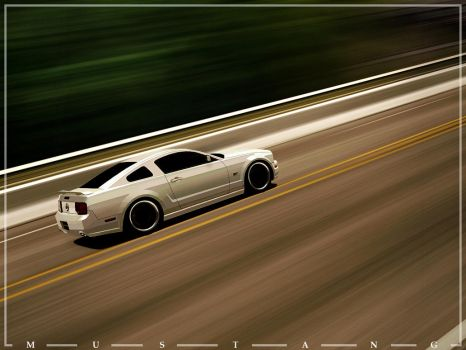 Ford Mustang GT I by bramturismo