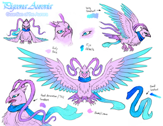 Pigeona temporary ref by Pigeona