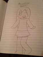 My Little Sis Maddie~! X3 by ShadAmyfangirl129