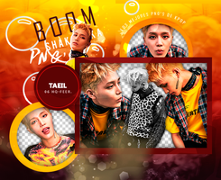 +Pack Png NCT|Taeil by Pohminit