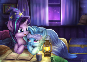 Spend time with my partner by LooknamTCN