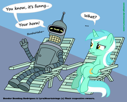 It's funny... by AxemGR
