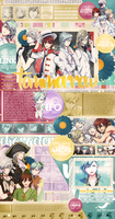 [MAL Layout] We Run Until The End of Tomorrow by Shino-P