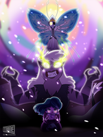 SVTFOE: Too late to Turn Back - Print by TheArtsyEmporium