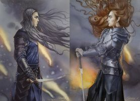 Celebrimbor by kimberly80