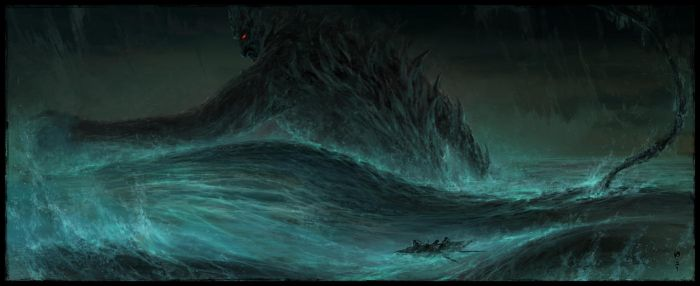 Bad Water by ChrisCold