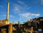 Foro Romano by ChemaIllustration