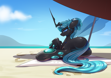 Beach Please by Underpable
