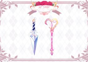 AP shop Valentines edition by Yamio
