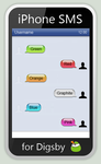 iPhone SMS for Digsby by fediaFedia