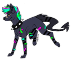 raver doge auction closed by STAG-KING