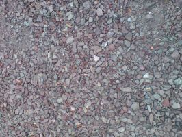 loose gravel by stockpuppet