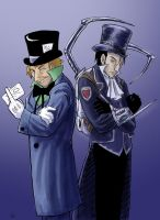 Hatter x2 by thenumber42