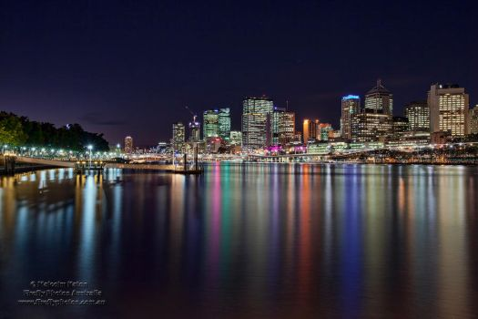 Lights of the City by FireflyPhotosAust