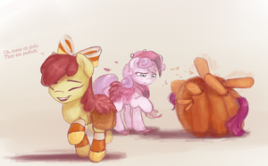 Halloween Time by Paticzaki