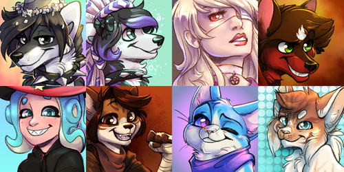 Icon Bunch 2 by Loopy44