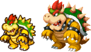 PIT Bowser in DT Style by magicofgames