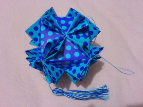 Loop Kusudama 2 by miriambr