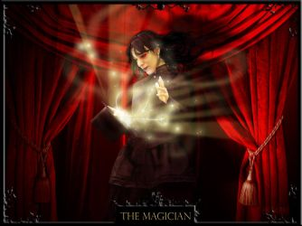 The Magician by Hellatina
